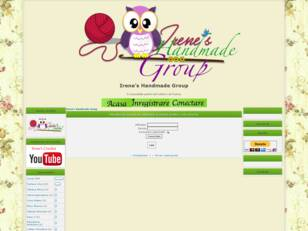 Forum gratuit : IrenesHandmadeGroup