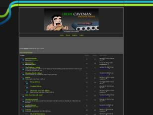 Irish Caveman Productions Forums