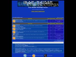 Forum gratis : Iron Maiden Bootlegs Forum