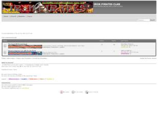IRON PIRATES, CLASH OF CLANS forum