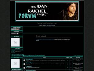 The Idan Raichel Project Forum