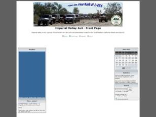 Free forum : Imperial Valley 4x4