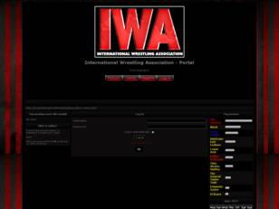 Free forum : International Wrestling Association