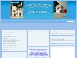 I Jack Russell Terrier in Italia
