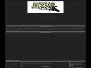 New Jersey Hunting Forum - Jackson Pro Staff Forum