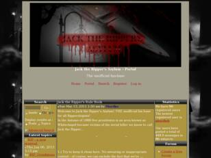 Free forum : Jack the Ripper's Asylum