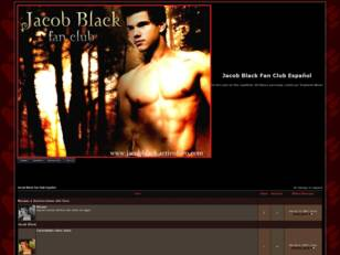 Foro gratis : Jacob Black Fan Club Español