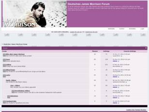 Deutsches James Morrison Forum