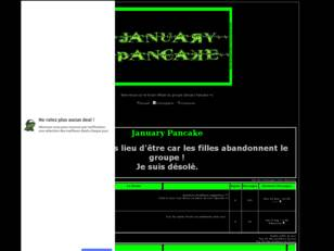 JANUARY PANCAKE - Officiel