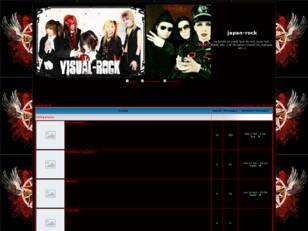 creer un forum : japan-rock