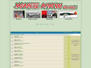 Japanese Model Aircraft