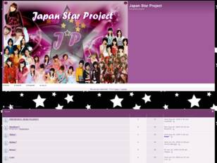 Free forum : Japan Star Project
