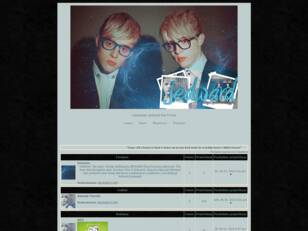 Lithuanian Jedward forum