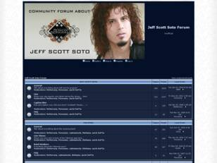 Community Forum about Jeff Scott Soto