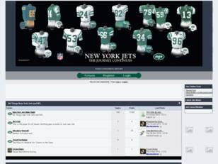 New York Jets Forum