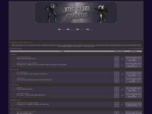 JMS Clan Forums - Home