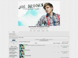 Joe Brooks Portuguese Forum