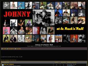 johnny et le rock'n' roll