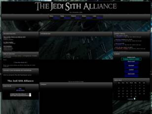 Home of the Jedi Sith Alliance Gaming Team