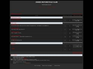 Forum gratis : JOKER MOTORCYCLE CLUB