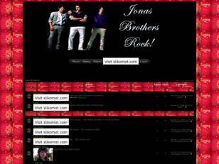 Free forum : jonas brothers