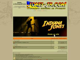 Forum jones-jr.com - Indiana Jones