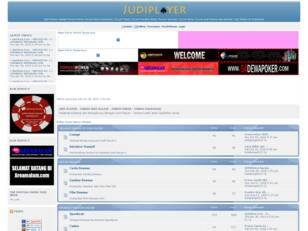 Judi Player - Forum Judi Online - Forum Poker - Forum Indonesia
