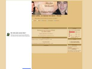 Julien Gaillac, le forum officiel