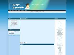 Junje Network Official Forum. Junje Network Free Friendster Layout Fre