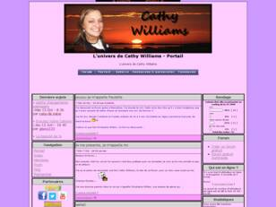 Forum gratuit : L'univers de Cathy Williams