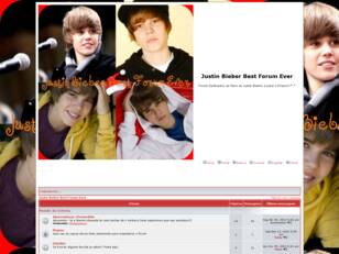 Forum gratis : Justin Bieber Best Forum Ever