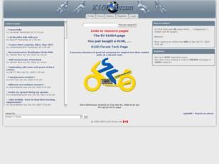 forum : BMW k100