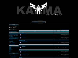 America Online Games - Karma Guild - Server Alegra