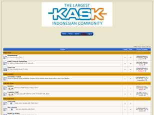 -KASK- THE INDONESIAN COMMUNITY