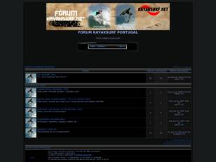 Forum gratis : KAYAKSURF PORTUGAL