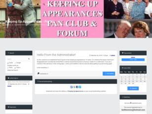 The Official Keeping Up Appearances Fan Club & Forum