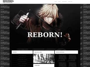 REBORN — under the mafia world