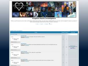 Free forum : Kingdom Hearts Investigators