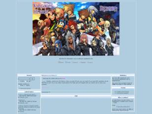 Free forum : Kingdom Hearts Reborn