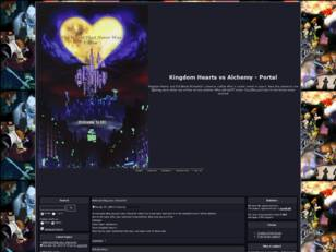 Free forum : Kingdom Hearts vs Alchemy