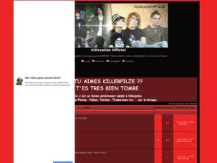 Killerpilze Officiel