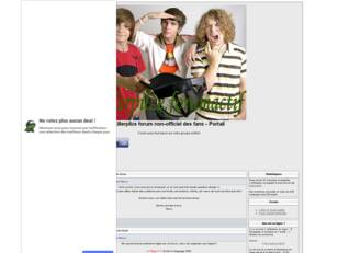 creer un forum : Killerpilze forum non-officiel de