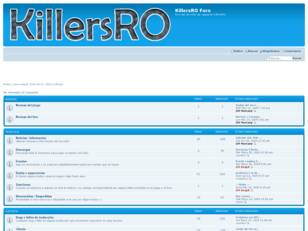 KillersRO Foro