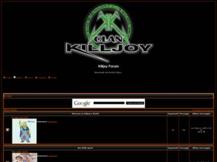 Forum gratis : Killjoy Forum