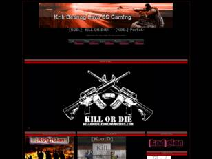 -[KOD.]- KiLL OR DiE!!