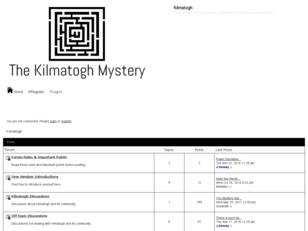 Disappearance of Kilmatogh