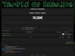 Forum gratis : TAMPLE OF SHARING