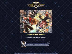 Kingdom Hearts RPG
