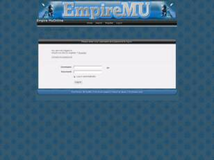 Empire Mu Online Private Server
