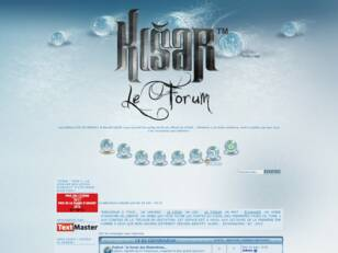 LE FORUM OFFICIEL DU KISAR